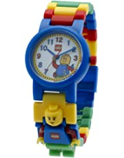 Lego Kids Analogue Quartz Watch with Plastic Strap 8020189