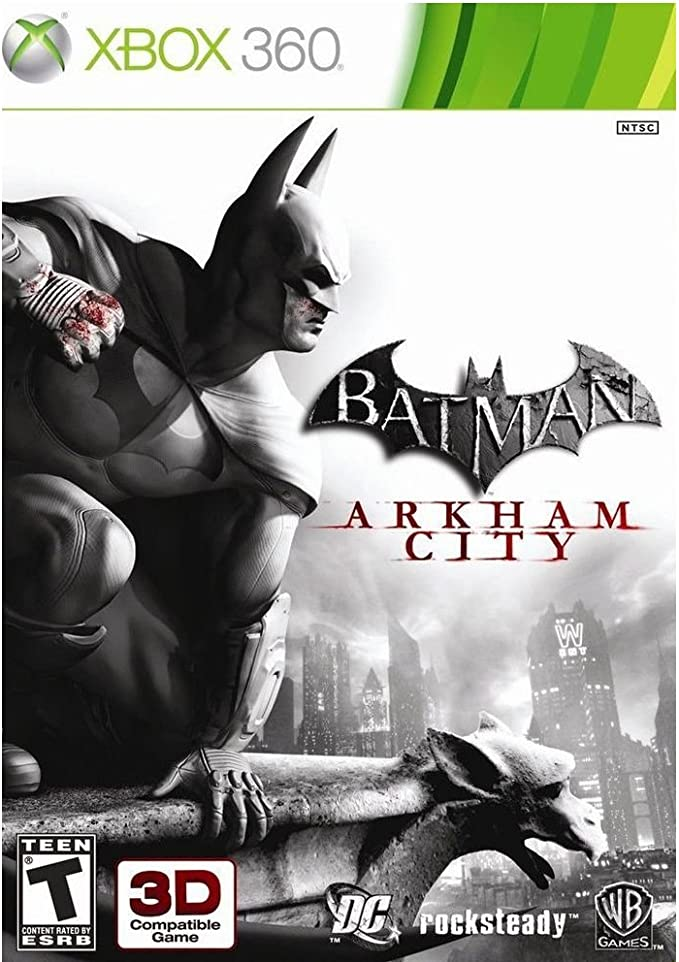 Batman: Arkham City - Tarjeta de descarga digital para Microsoft ...