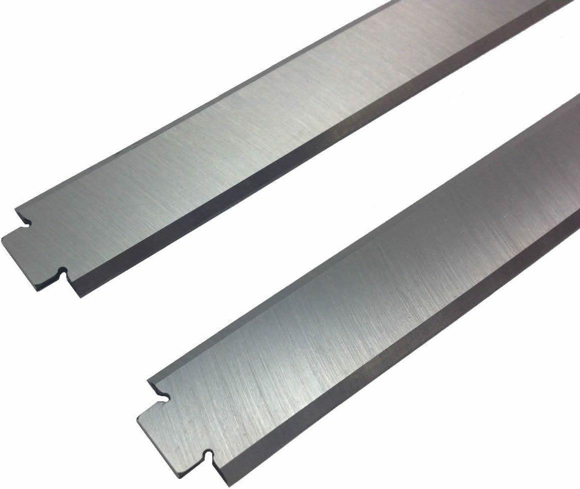 Set of 2 Surface Planer Planer Blades for Ryobi AP1301 13 IN
