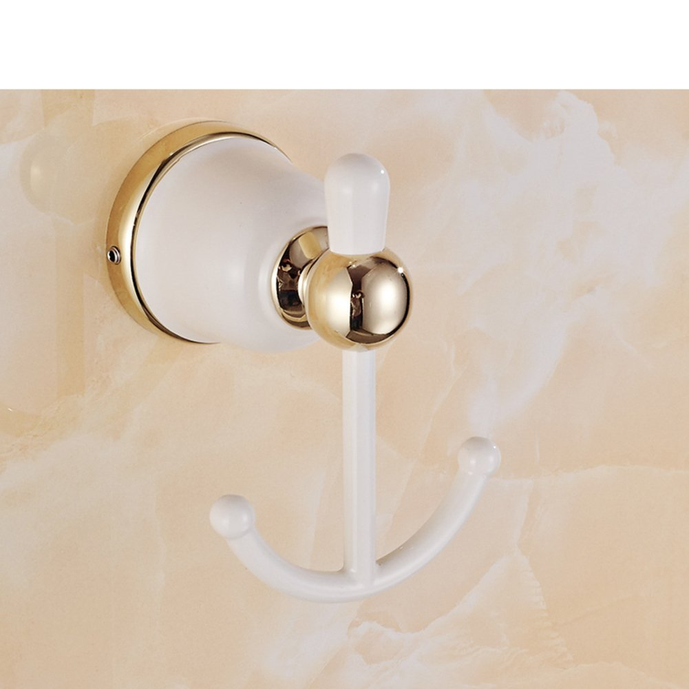 coat and hat hook / continental hook/ door-back hook/Wall hanging hooks 70%OFF