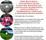 The Guerilla Marketing - Building Effective Lead Capture Web Pages - Affiliate Marketing for Gas Cooktops Businesses
