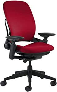 Steelcase Leap Seating, Rouge -