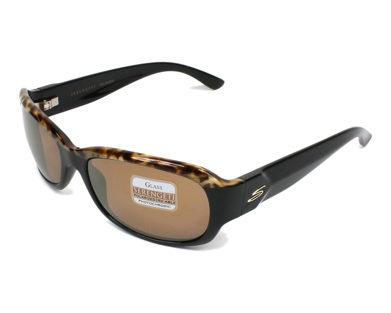 Serengeti Gafas de sol - para mujer Negro Noir Brillant ...