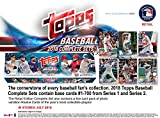#2: Topps 2018 Baseball Retail Edition Complete 705 Card Factory Set - Baseball Complete Sets