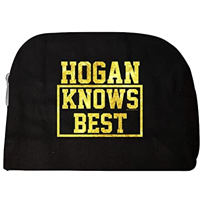 Hogan Knows Best. Cool Gift Idea For Friends - Cosmetic Case