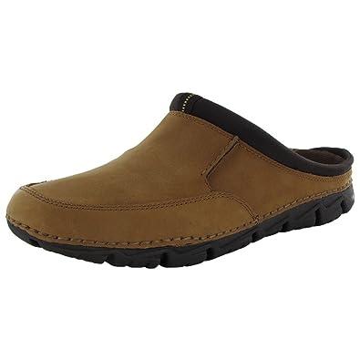 b231eb150cc8 Rockport Men s Deer Tan RocSports Lite 2 Mule 7 D(M) US  Amazon.co.uk  Shoes    Bags