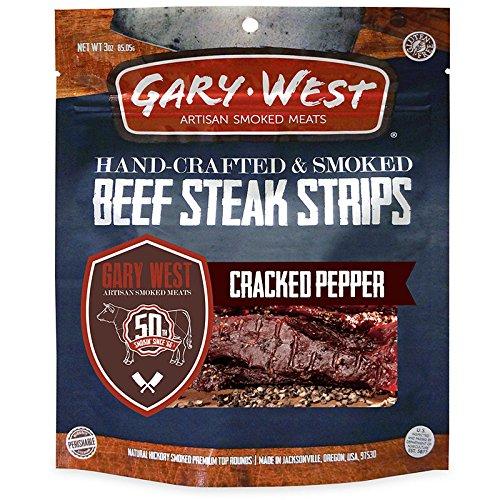 Original Beef Steak Strips Cracked Black Pepper (3 ()