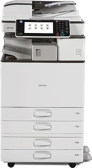 Ricoh MP 2554 SP - Impresora Multifunción Blanco y Negro: Amazon ...