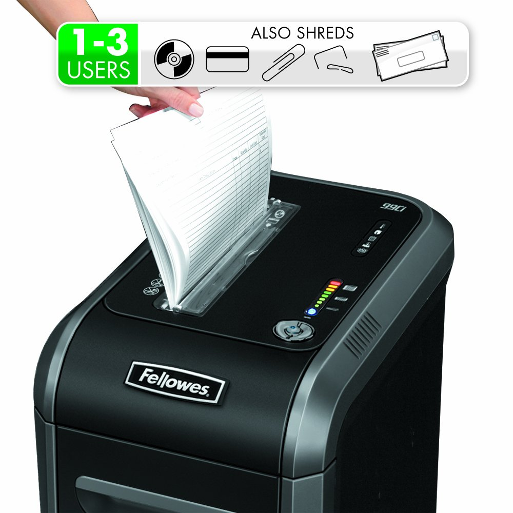 buy a paper shredder