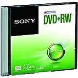 Sony Dvd+rw 4.7GB DPW47 - Confezione da 1