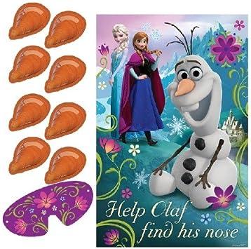 Procos- Juego de pared con tema Frozen, Tamaño Único (Travis Designs 271416): Amazon.es: Juguetes y juegos