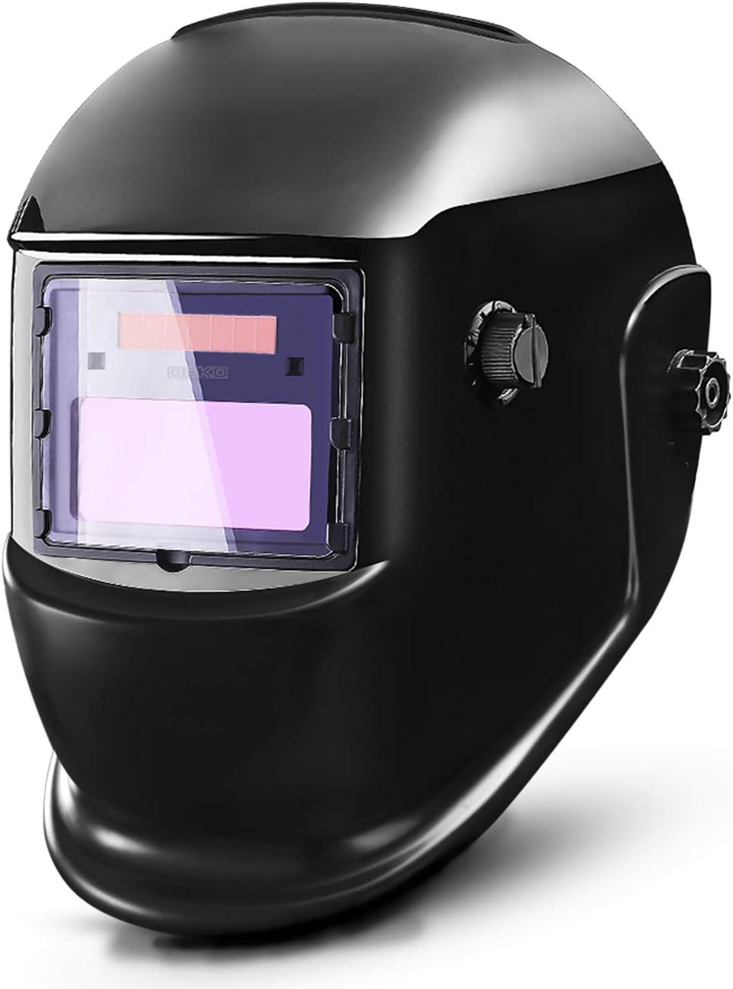 FLM Free usa shipping pro Auto Darkening ANSI CE Welding Helmet