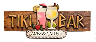 product image for Piazza Pisano Tiki Bar Personalized Sign Large Version