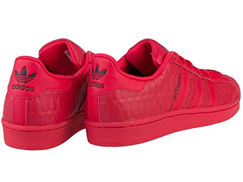 quality design 47e53 c78f8 Adidas superstar triple red J 1299 - Scarpe sportive unisex S76353,  Originals, Rosso (