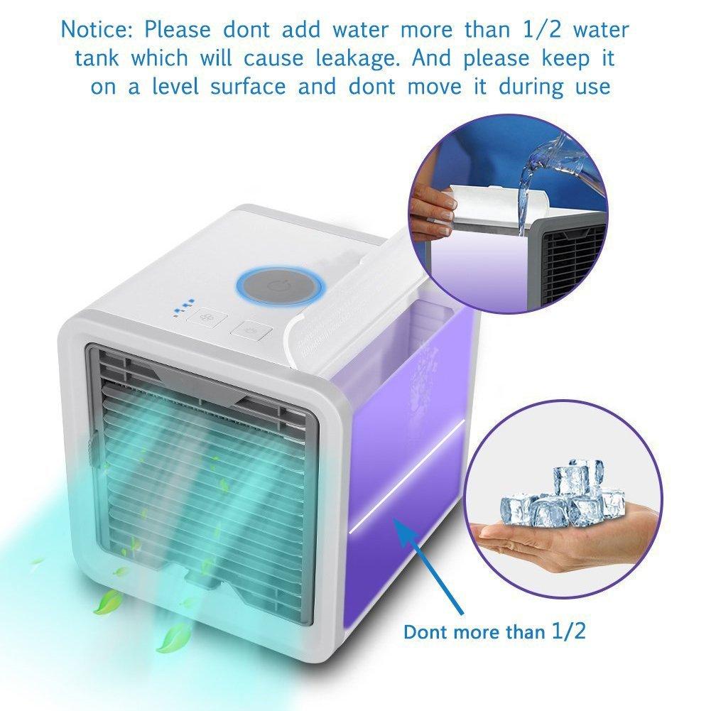 Air Cooler Aria condizionata Purificatore d aria Umidificatore d aria