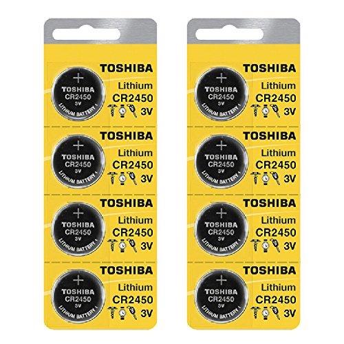 toshiba-cr2450-3-volt-lithium-coin-battery-8-pcs-by-toshiba