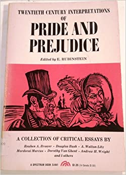 pride and prejudice norton critical edition essays