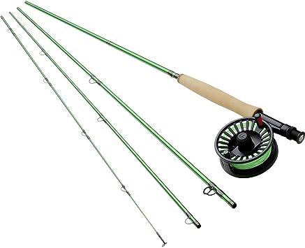 Amazon.com: Redington Vice Fly – Traje de pesca caña de ...