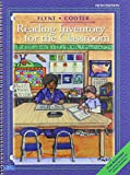 img - for Reading Inventory for the Classroom (5th Edition) book / textbook / text book