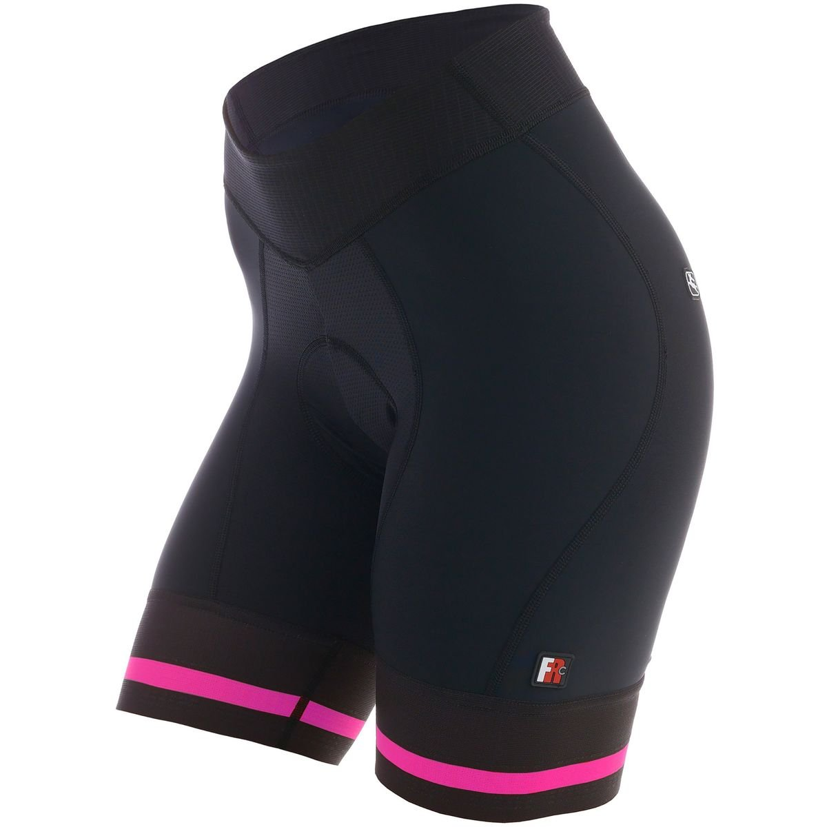 Giordana FormaRed Carbon Short with Cirro Insert - Women's Black/Pink, M