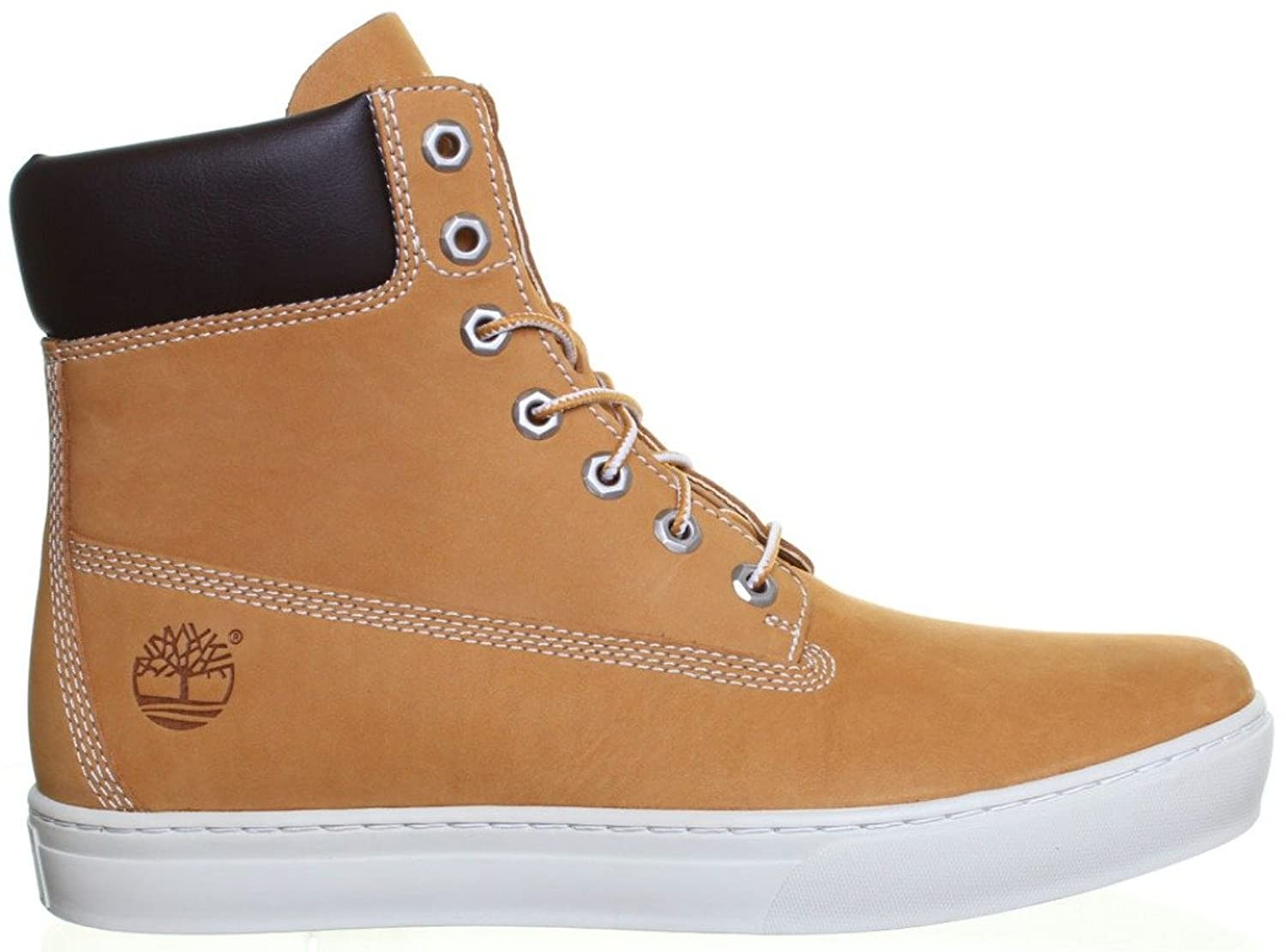 Timberland 6667R Mens Earthkeepers Newmarket 6 Inch Cupsole Boots (11 UK,  Wheat): Amazon.co.uk: Shoes & Bags