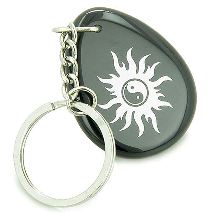 Amazon.com: Magic Energía Positiva Sol Ying Yang amuleto ...