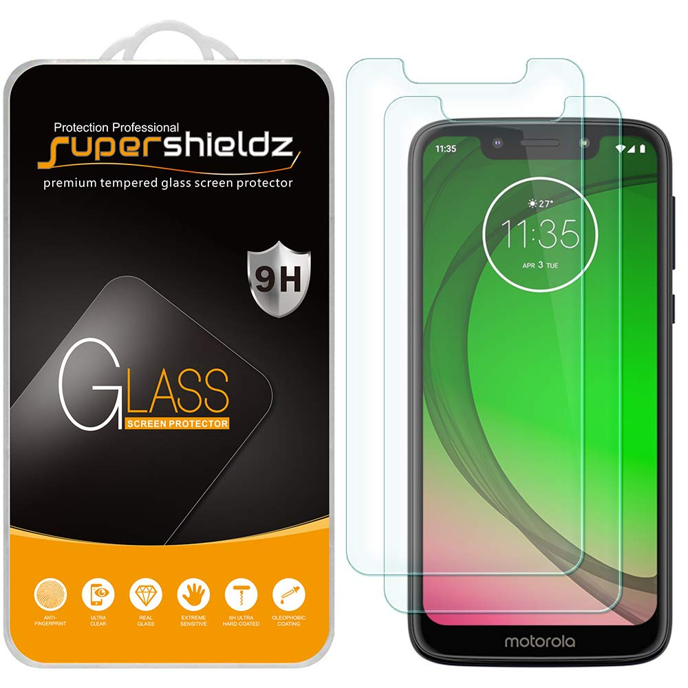 Vidrio Templado Moto G7 Play 0.33mm Anti Sc [2un] (7TN2PQKN)