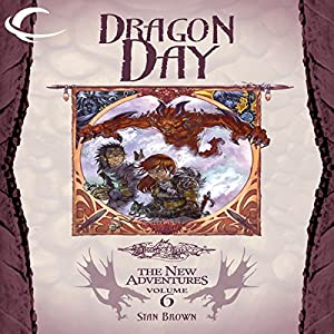 Dragon Day Audiobook