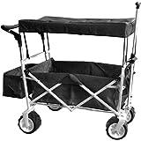 Amazon Com Radio Flyer Voyager Canopy Wagon Toys Amp Games