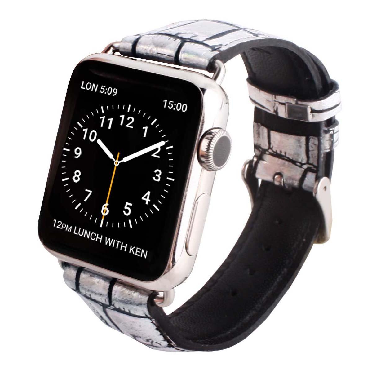 GAZE Band Hologram Croco for Apple Watch 38mm
