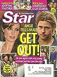 Angelina Jolie & Brad Pitt l Sandra Bullock & Ryan Reynolds l Will Smith & Jada Pinkett - September 12, 2011 Star
