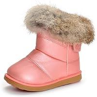 Matt Keely Bambino Ragazza Stivali da Neve Bambini Scarpe Calde Invernali Booties della Peluche