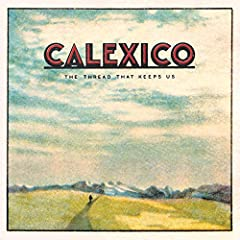 Calexico Under the Wheels cover