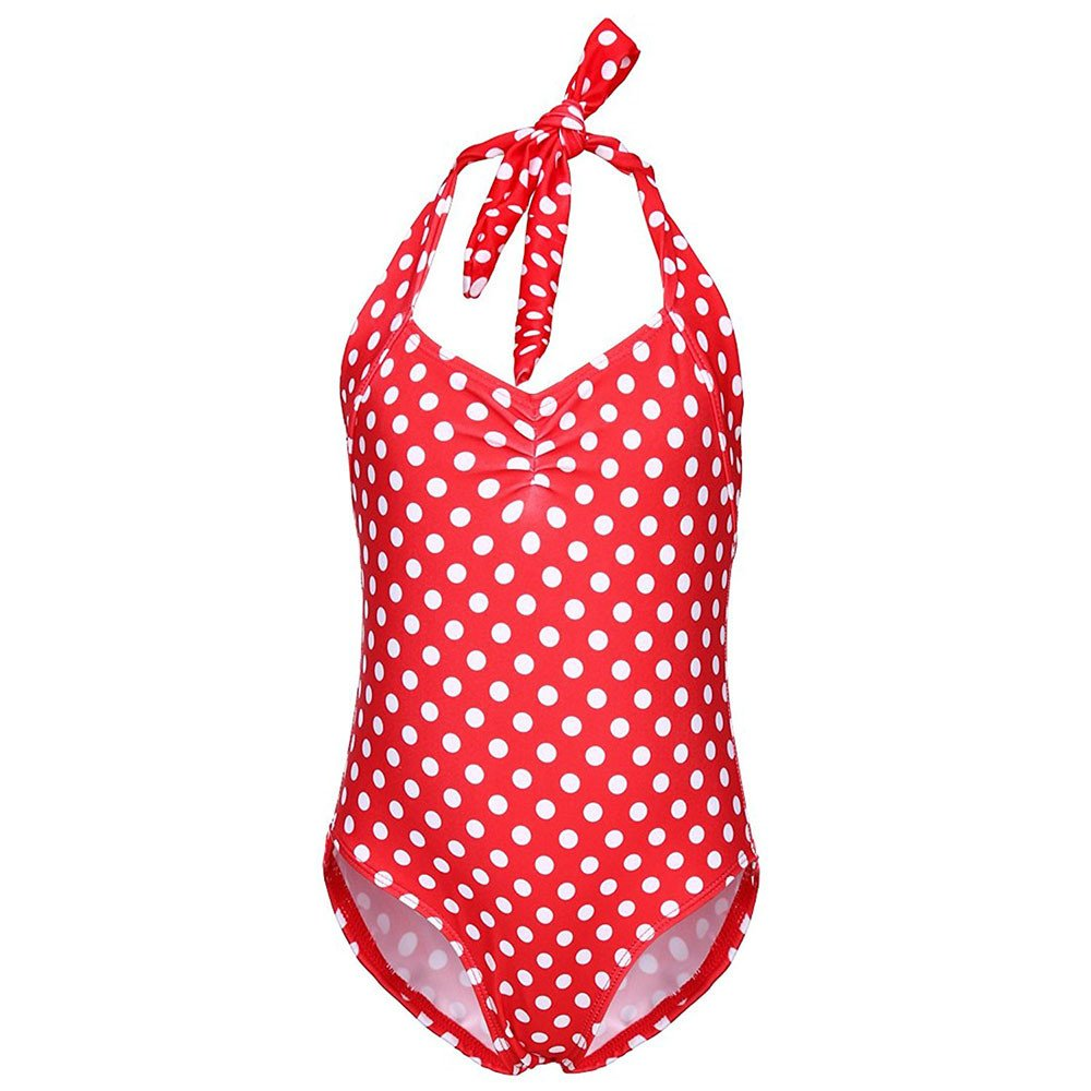 Fartido Infant Baby Girl Dots Swimwear Bathing Bikini Set Outfits Sun Suit WQAQ16