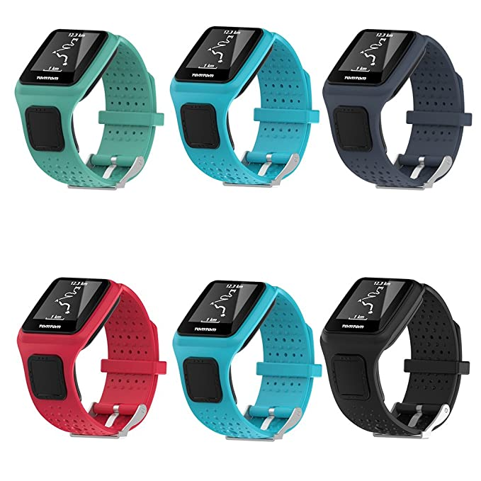 Amazon.com: Watch Band For TomTom Runner 3, Fashion Watch ...