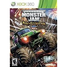 Monster Jam Path of Destruction - Xbox 360 Standard Edition