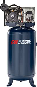 Campbell Hausfeld 80 gallon 2 Stage Air Compressor (XC802100), Blue