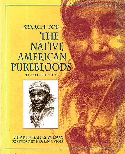 Search for the Native American Purebloods (Tulsa America Of Oklahoma Bank)