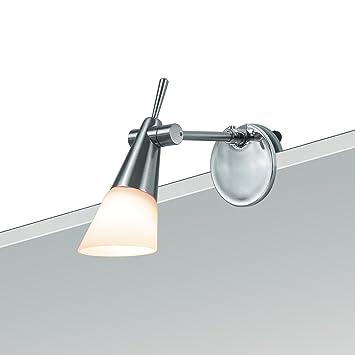 Unterschiedlich Kristall-Form 9930 Hochvolt-Halogen-Spiegelleuchte, zum Klemmen  ZY73