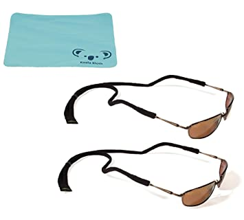 317256cab875 Image Unavailable. Image not available for. Color  Croakies Microsuiter  Skinny Cotton Eyeglass and Sunglass Retainer ...