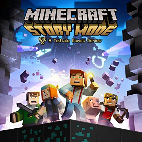Minecraft: Story Mode - Episode 1: The Order Of The Stone - PS4 [Digital Code]