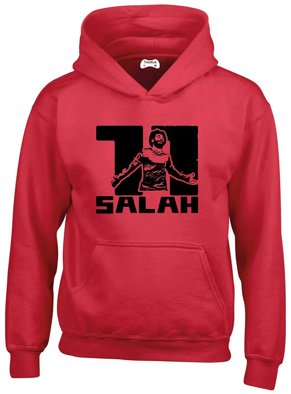 TAURUS CLOTHING MO SALAH LIVERPOOL HOODIE