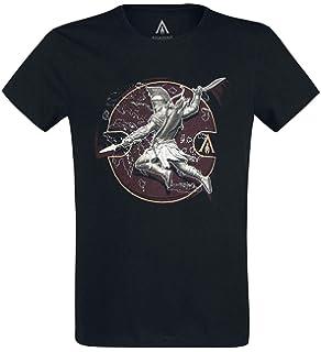 dd3f701c Assassin's Creed T-Shirt Odyssey - Spartan Helmet Men's T-Shirt ...