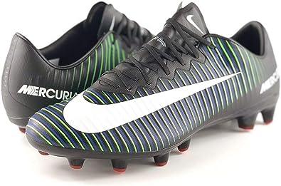 Museo Noble herida  Amazon.com: Nike Mercurial Vapor XI ag-pro ACC para hombre tacos negro SZ  11 [831957 – 014]: Shoes