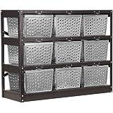 Salsbury Industries 77709-U Unassembled Basket Locker