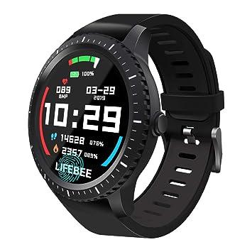 Smartwatch, LIFEBEE Reloj Inteligente Hombre Mujer, Pulsera ...