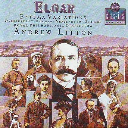 Elgar: Enigma Variations - In the South, Serenade, Op. 20