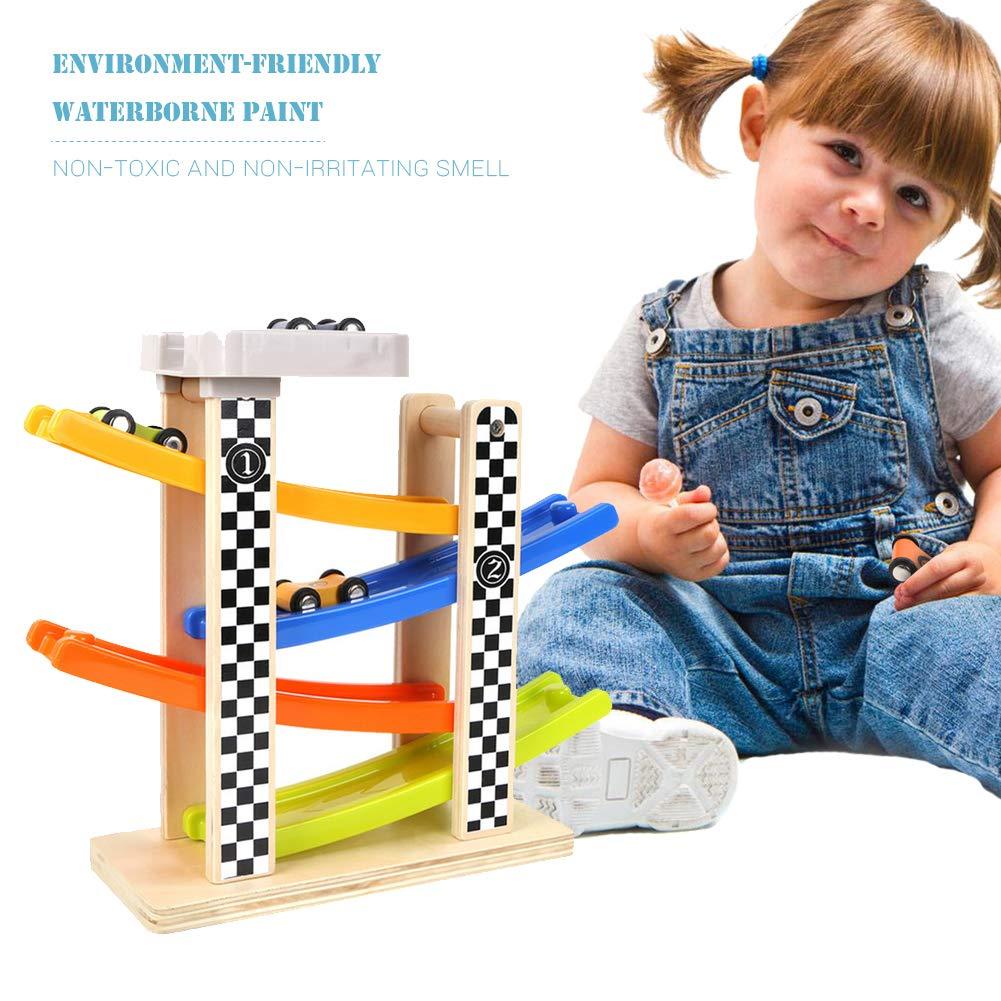 AimdonR Auto Spielzeug, Spielzeug für 1 2 Jahre alten Jungen und ...