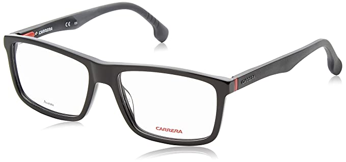 34704e9b2a Carrera Eyeglasses Carrera 8824  V 0807 Black  Amazon.in  Clothing ...
