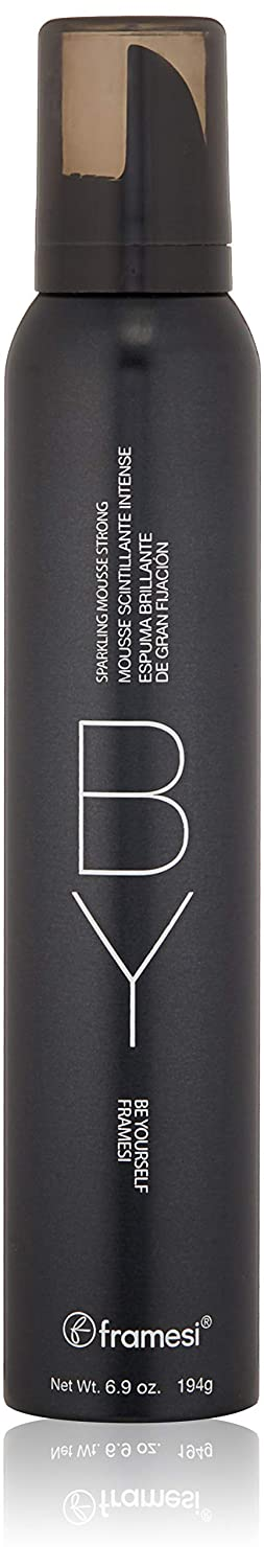 Amazon.com: FRAMESI Be Yourself Lava Sparkling Mousse, Strong, 6.9 Ounce: Luxury Beauty